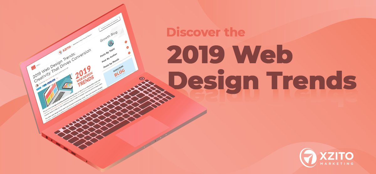 Xzito 2019 Web Design Trends