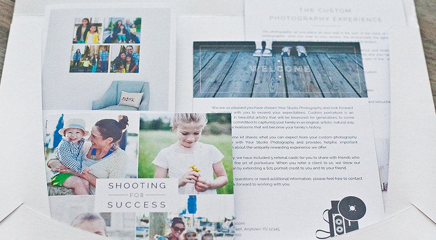 shooting for success mail