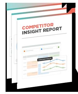 Competitor insight report Xzito SEO