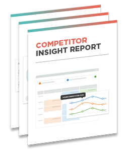 Competitor insight report Xzito SEO