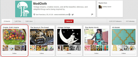 How to Optimize Pinterest for your Company