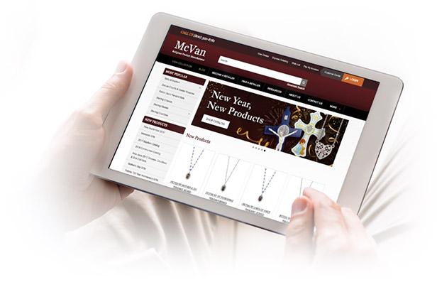 mcvan website