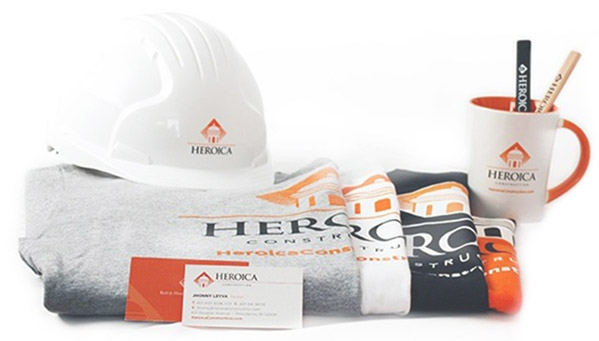 heroica apparel merchandise